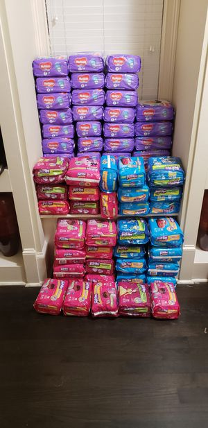 Huggies diapers sale for Sale in Kennesaw, GA