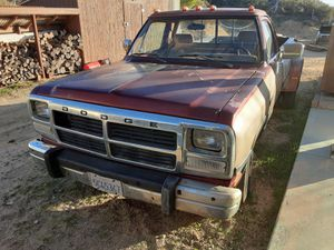 1993 dodge ram d350 diesel for Sale in Aguanga, CA