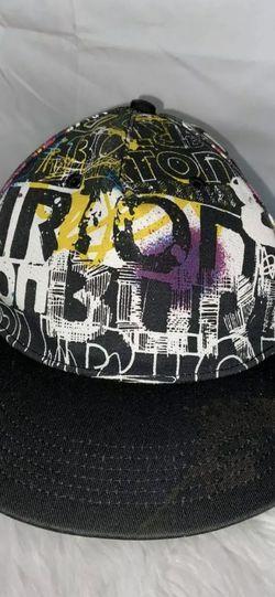 Burton Snowboards High Profile Baseball Cap Hat Adjustable Snapback Structured for Sale in Corona,  CA