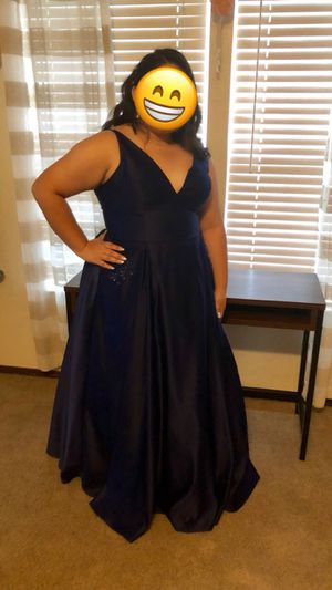 Formal Dress (Prom, Wedding, Formal Events, etc.) Size 19 for Sale in Kingsburg, CA