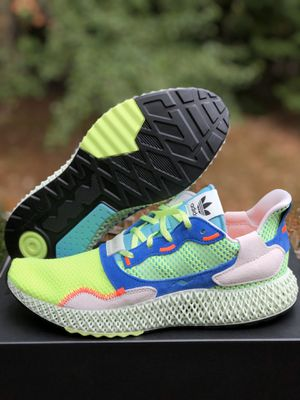 adidas ZX4000 4D Easy Mint size 10.5 for Sale in Alexandria, VA
