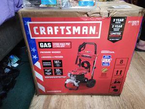 Craftsman pressure washer for Sale in Tacoma, WA