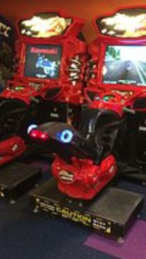 (2) Fast and Furious Superbikes working 100% arcade for Sale in Fresno, CA
