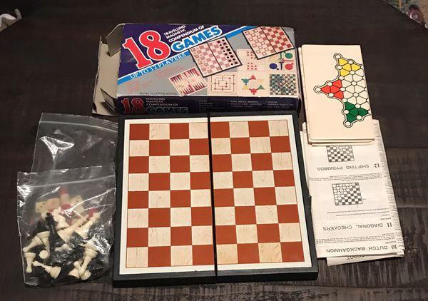 Vintage Traveling Game just $5