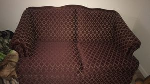 Loveseat and Arm Chair for Sale in Saint Robert, MO