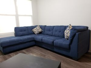 Two piece sectional sofa for Sale in Atlanta, GA