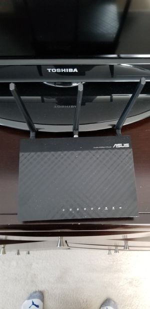 ASUS RT-N66R router for Sale in Naperville, IL