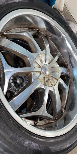 22 inch rims for Sale in Vancouver, WA