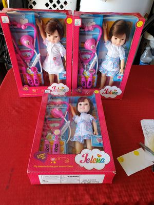 New doll set for Sale in Riverside, CA