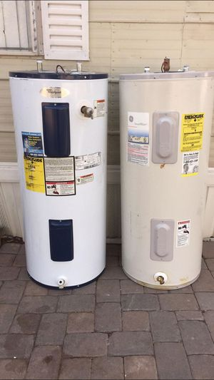 $140$ EA! TODAY ONLY!! Electric water heaters for Sale in Laveen Village, AZ