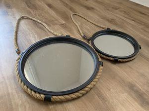 Nautical mirrors for Sale in Santa Ana, CA