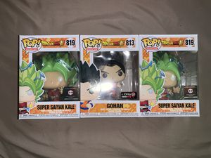 Dragon Ball Z Funko Bundle for Sale in South Gate, CA