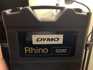 Dymo 5200 label maker for Sale in Pomona, CA