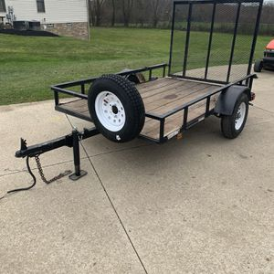 2019 Tractor supply 5x8 for Sale in Solon, OH