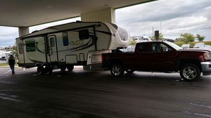 Camper & truck for Sale in Dewittville, NY