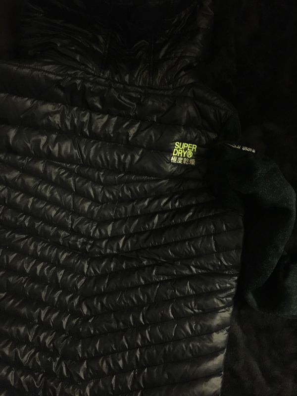 Superdry Jacket size Large