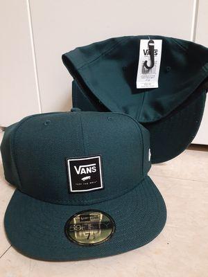 Vans Off The Wall 5950 New Era Cap for Sale in Chula Vista, CA