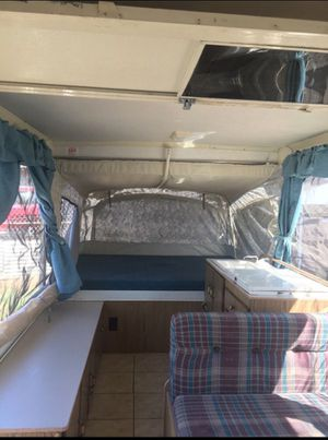 1991 Coleman Sequoia Pop Up Camper for Sale in San Diego, CA