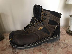 Keen Work Boots US size 11EE for Sale in Mayfield, OH