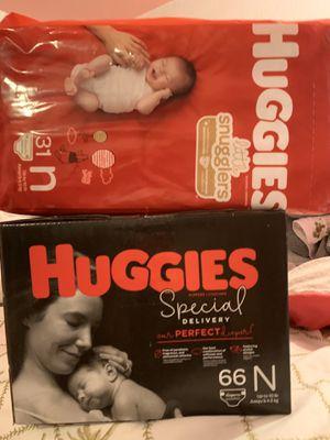Diapers newborn for Sale in Boynton Beach, FL