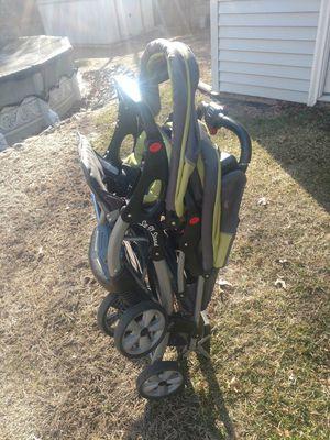 Twin stroller for Sale in Smithfield, RI