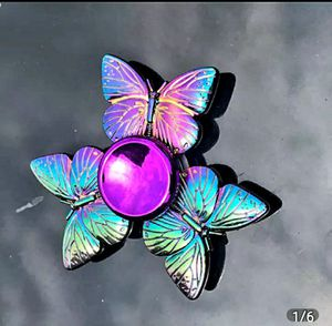 Rainbow butterfly fidget spinners for Sale in New Britain, CT