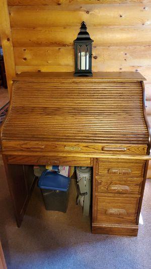 Roll Top Desk for Sale in Leavenworth, WA