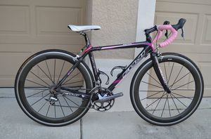 Fuji Supreme SL Full Carbon Fiber Triathlon, Road Bike, Ultegra for Sale in Land O' Lakes, FL