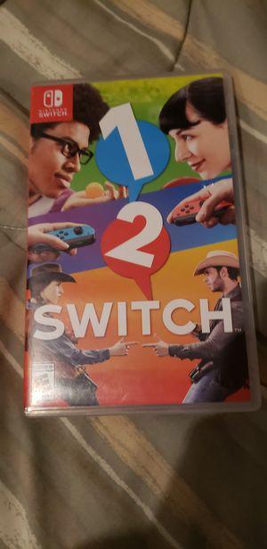 Switch games for Sale in Modesto, CA