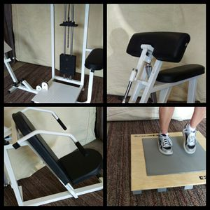 Fitness machines, 3 machines, and jogging pad for Sale in Beaver Falls, PA