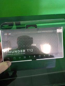 Zizo thunder t12 bluetooth speaker @ for Sale in San Angelo,  TX