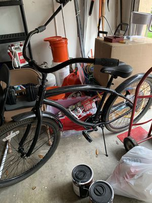 BEACH CRUISER ALUMINUM FRAME LOW MILES for Sale in Pembroke Pines, FL