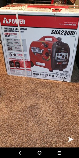 BRAND NEW! In box- generator for Sale in Kansas City, MO