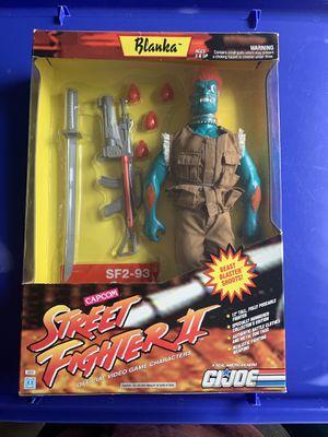 """Gi joe gijoe street fighter blanka Figure 12"""" Toy for Sale in Queens, NY"""