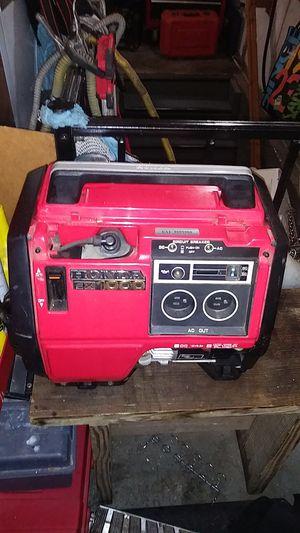Honda generator model ex1000 for Sale in Kansas City, KS