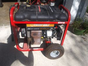 Troy built generator for Sale in Palm Shores, FL