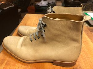Balenciaga Men's Boots sz 43 (US 10) for Sale in Palm Springs, CA