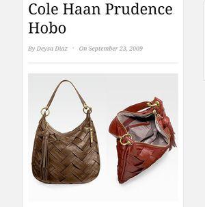 Cole Haan Prudence Hobo Bag for Sale in McDonough, GA