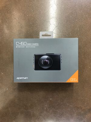 C450 Dash cam 1080p Full HD for Sale in Miami, FL