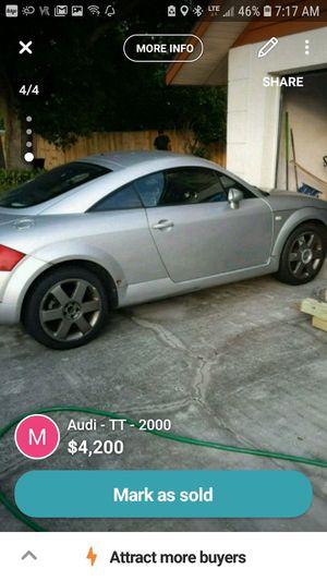 2000 Audi tt for Sale in Lake Wales, FL
