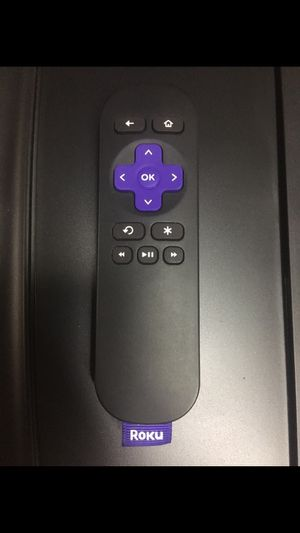 Roku replacement remote for Sale in Minneapolis, MN