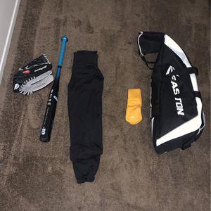 Softball/ Baseball gear for Sale in Redlands, CA