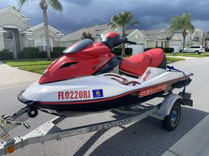 2007 Jet Ski Seadoo Wake Edition 215hp for Sale in Orlando, FL