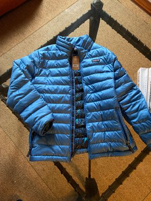 Patagonia puffer jacket xs (xl 14) for Sale in Arlington, MA