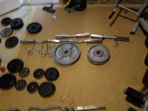 Weight set for Sale in Fayetteville, GA