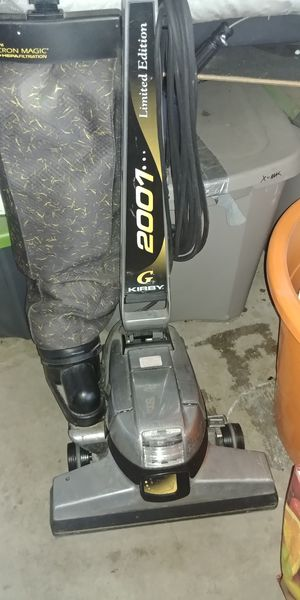 Kirby vacuum / shampooer for Sale in Ontario, CA