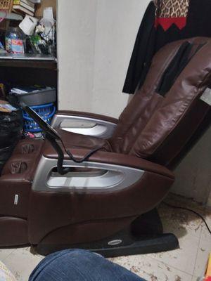 Cozzia zero gravity massage chair $9000 retail full body w remote for Sale in Thermal, CA
