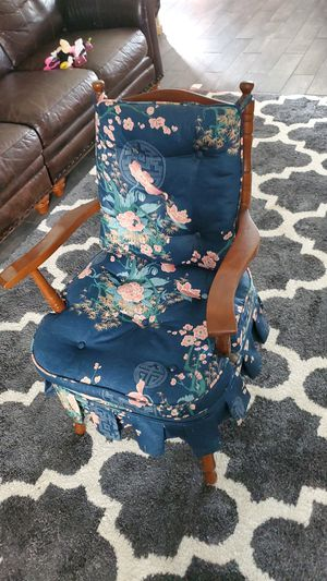 Rocking chair small wooden chair baby chair for Sale in Carson, CA