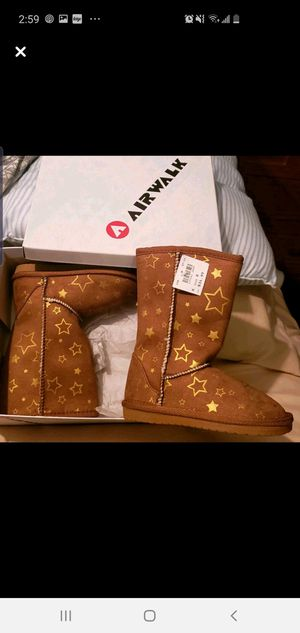Brand new girl toddler boots size 8..nuevas! for Sale in Spring, TX