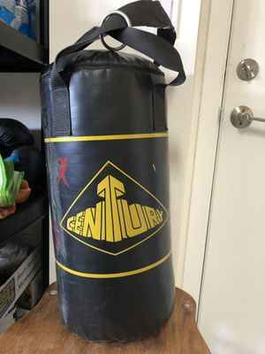 Century Punching Bag for Sale in Covina, CA